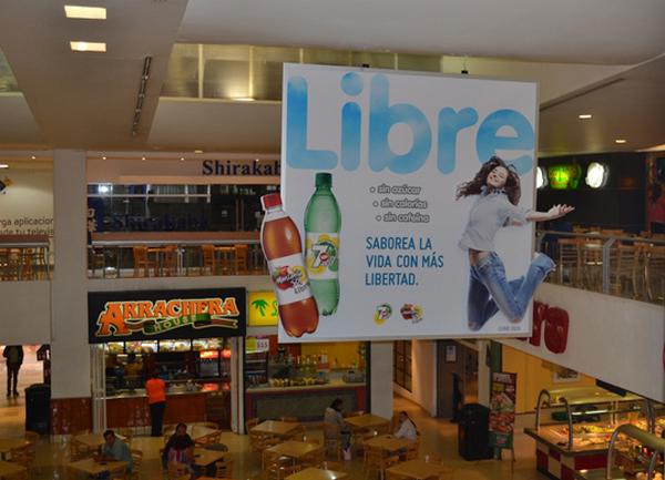Los mejores anuncios en centros comerciales están aquí: #espaciospublicitarioshttp://ideasactivas.com.mx