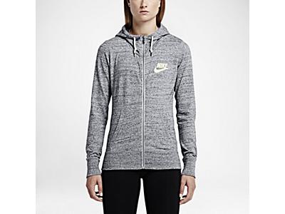 Nike Gym Vintage Full-Zip Sudadera con capucha - Mujer
