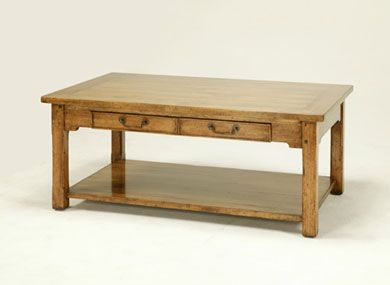 2924 RECT COFFEE TABLE WITH FOUR DRAWERS