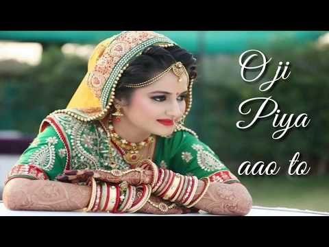 3ecc91b76f Piya aao to..mande ri bat kar lyaan || Rajasthani whatsapp status - YouTube