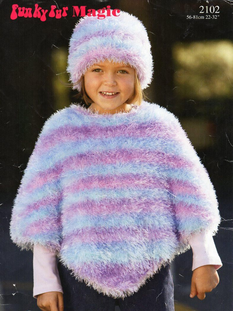 Girls furry poncho and hat knitting pattern pdf childrens poncho girls furry poncho and hat knitting pattern pdf childrens poncho fur poncho 22 32 eyelash dk light worsted 8ply pdf instant download bankloansurffo Choice Image