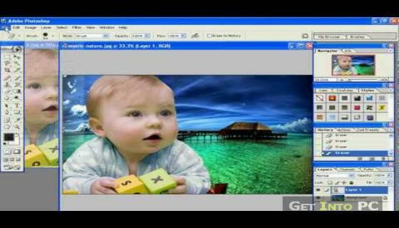 Adobe Photoshop 7 0 Free Download For Windows Get Into Pc Photoshop 7 Adobe Photoshop Tutorial Photoshop