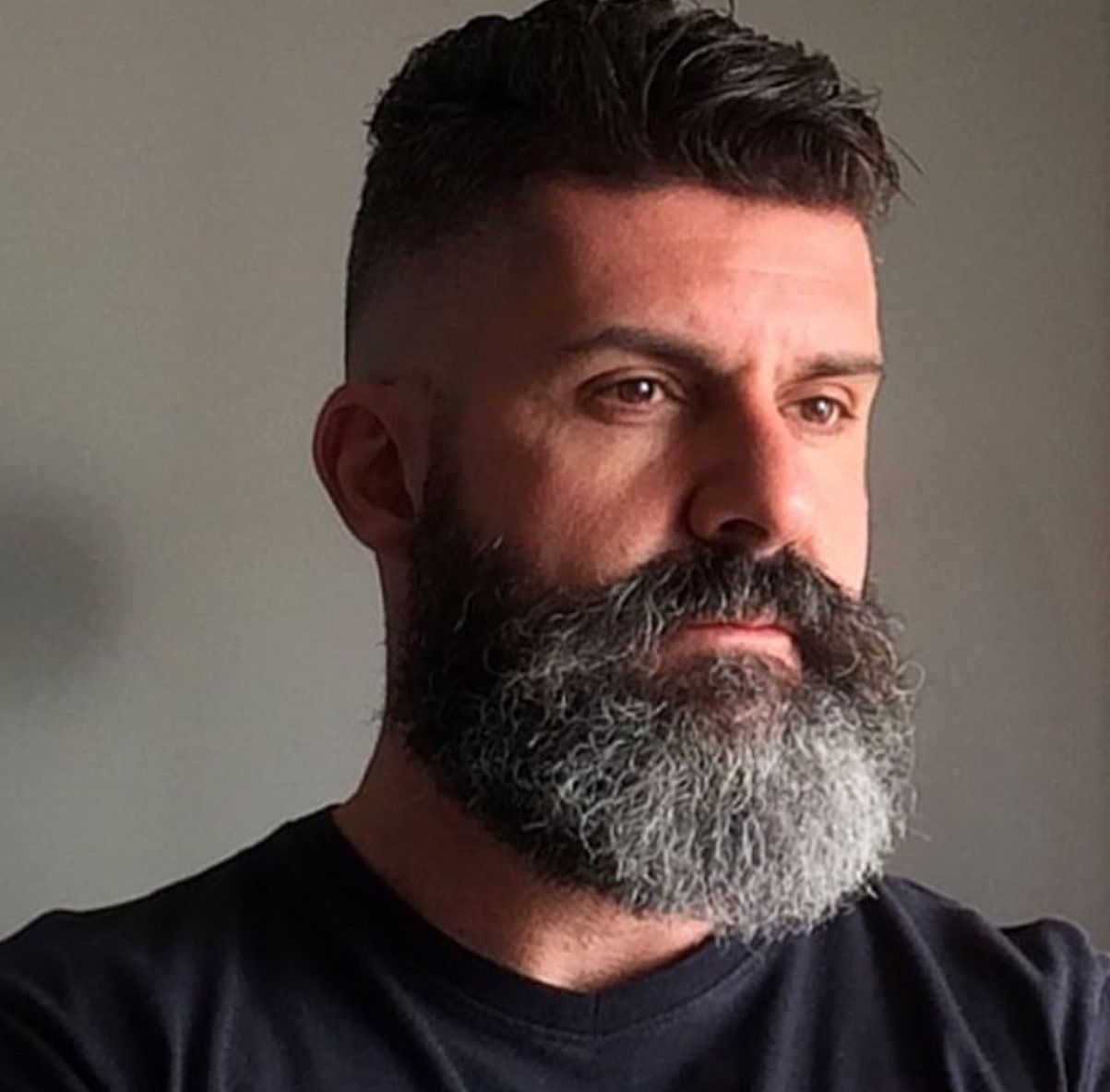 Mens Hairstyle And Beard Pinanu Lavonen On Beards  Pinterest  Beard Styles Short Beard