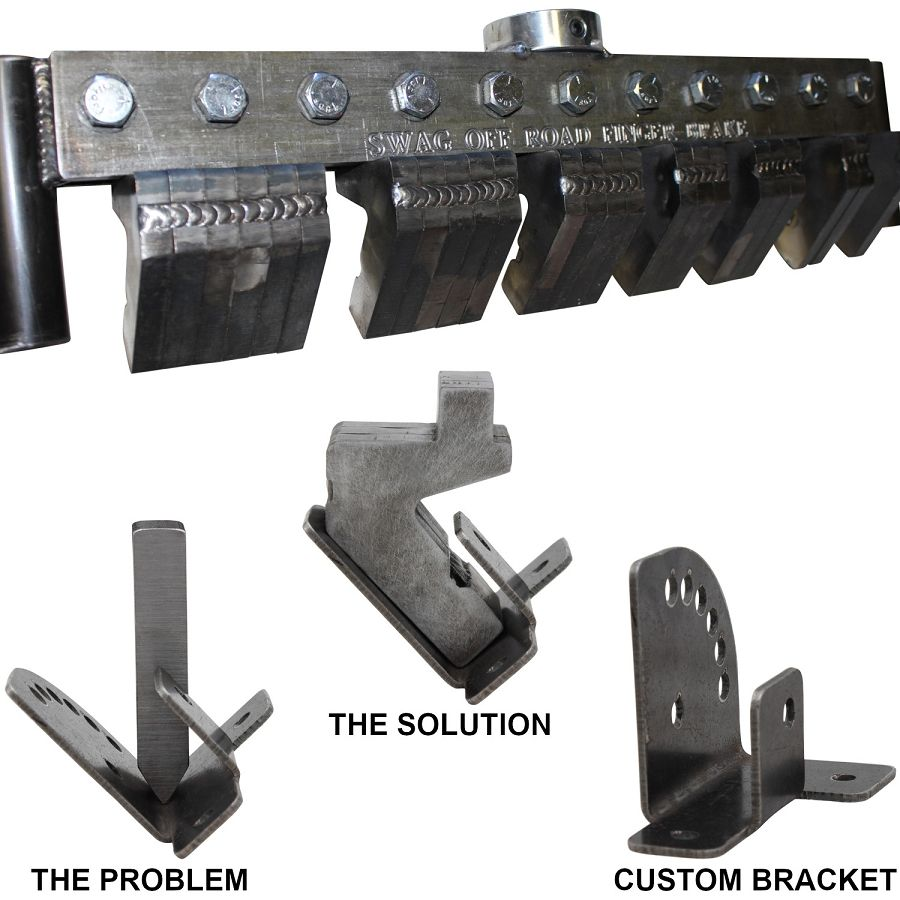6pb20tfgnd Swag Gooseneck Dies Fit The 12 Ton 20 Ton 20 Metal Bending Tools Fabrication Tools Metal Fabrication Tools