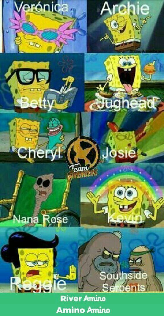 Memes de Riverdale uwu [T1] - 8 8