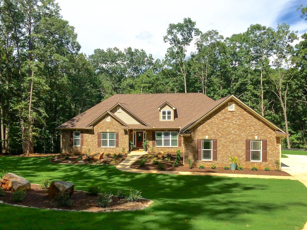 Custom Built Home Brookwood C Model Custom Built by Americas