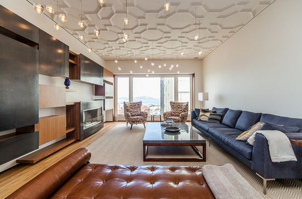 Stylish Ceiling Designs That Can Change The Look Of Your Home Ceiling Design Modern Ceiling Design Living Room Living Room Ceiling
