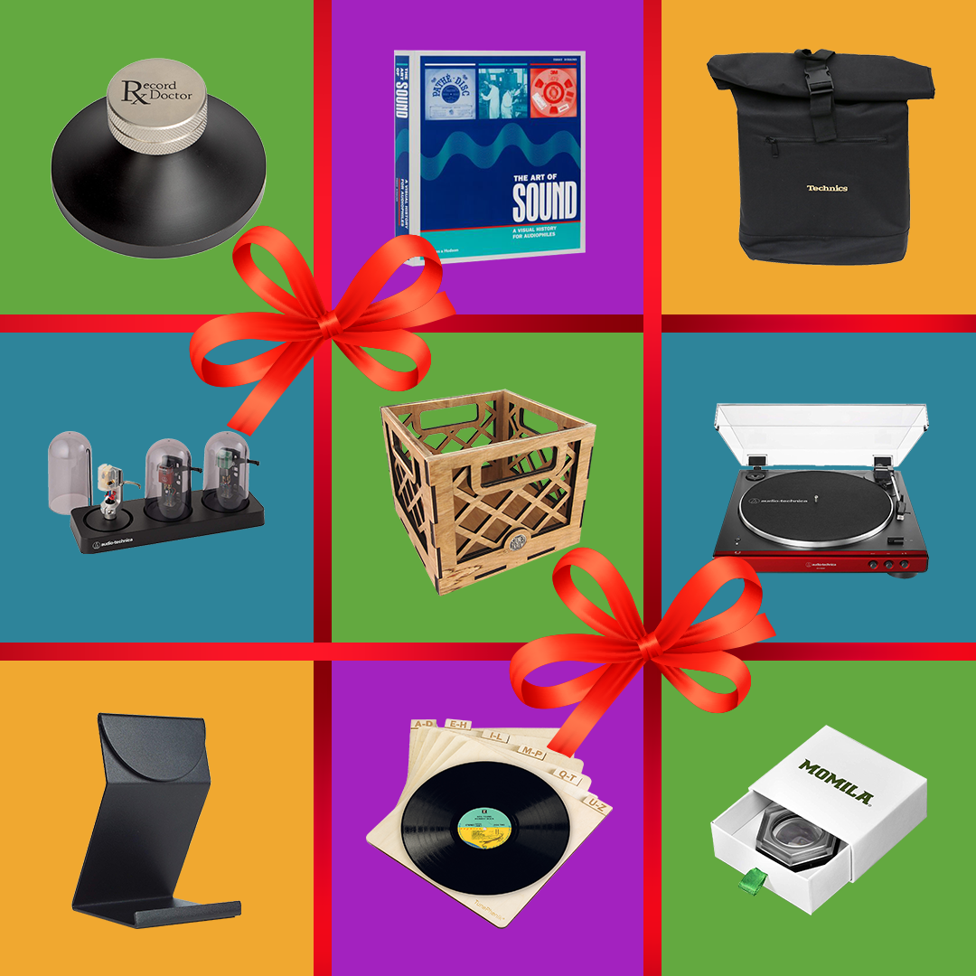 Best Christmas Gifts For Vinyl Lovers Record Collectors In 2019 Vinyl Best Christmas Gifts Gifts