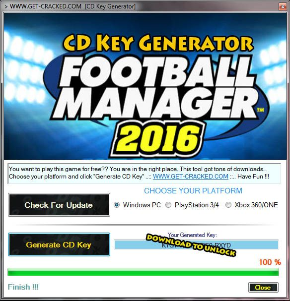 football manager 13 keygen generator