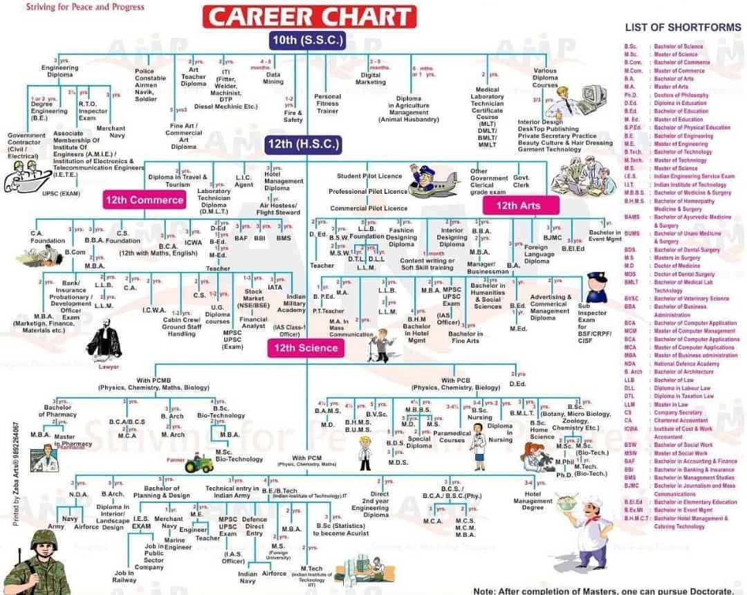 243 Likes 0 Comments Target Govt Jobs Targetgovtjobs On Instagram Career Chart Decide Wisely What After 12 T General Knowledge Book Job Career Job