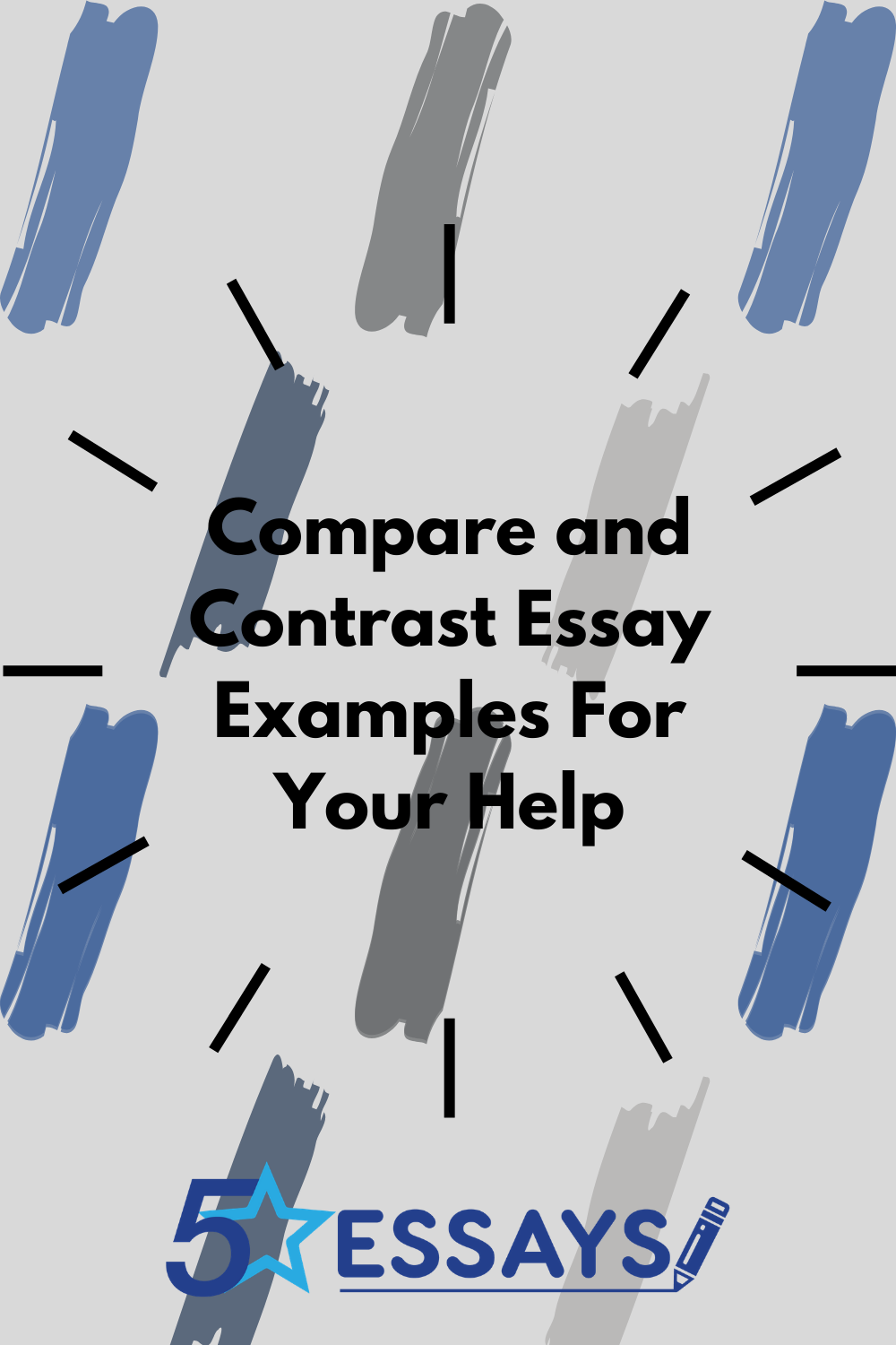 Compare And Contrast Essay Examples For Your Help Essay Examples Essay Compare And Contrast
