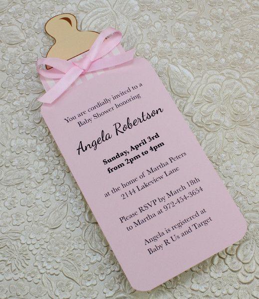 Baby Onesie Shower Invitation Download Print Baby Shower Diy Invitaciones Baby Shower Baby Shower Invites For Girl
