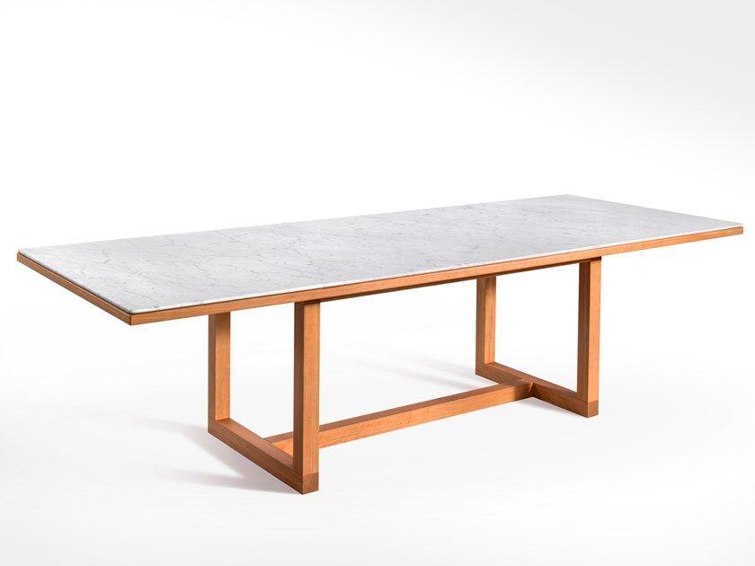 Span Rectangular Table Span Collection By Salvatori Design John