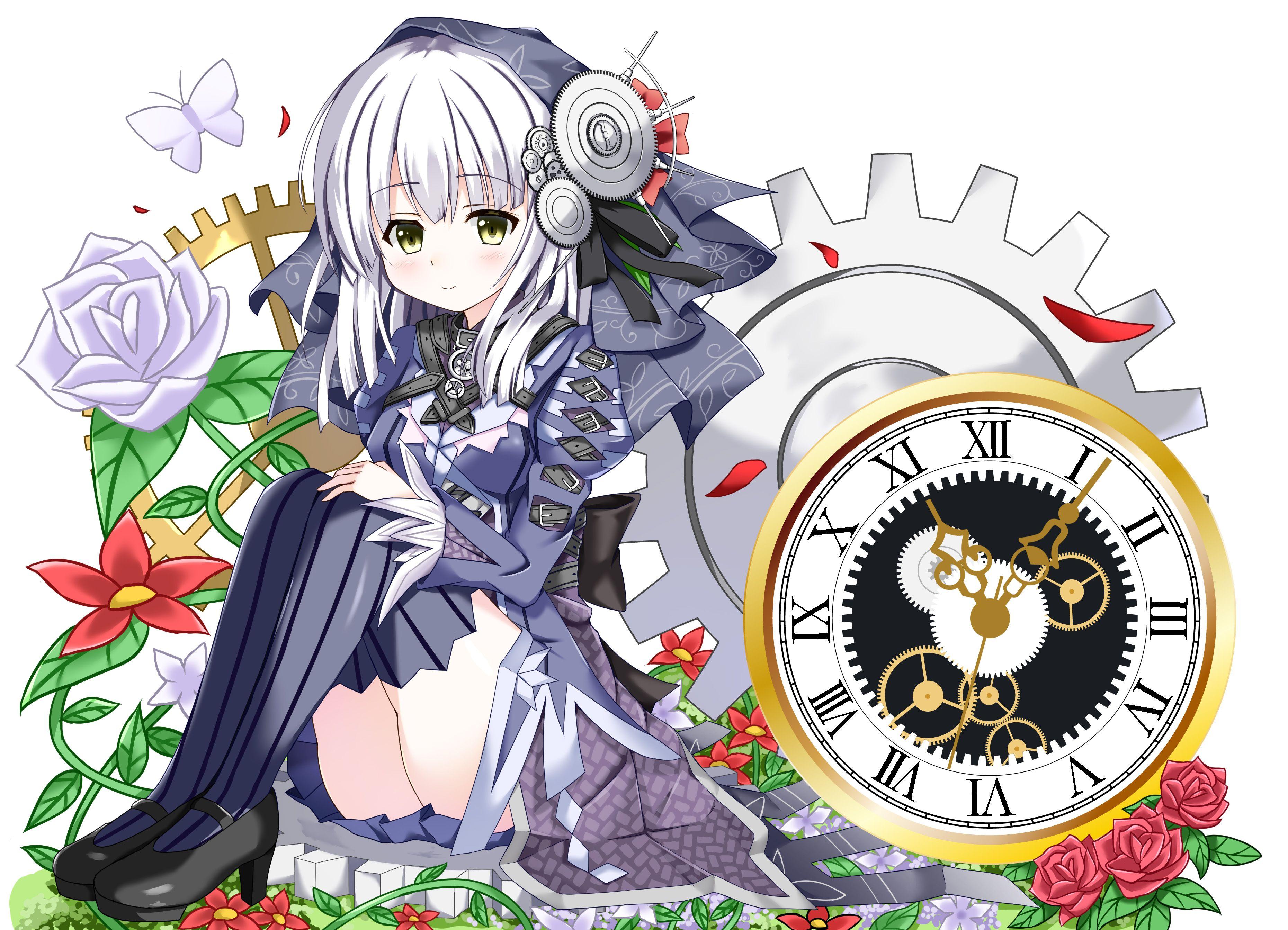 Ghim của KURUMI trên Clockwork Anime, Nghệ thuật