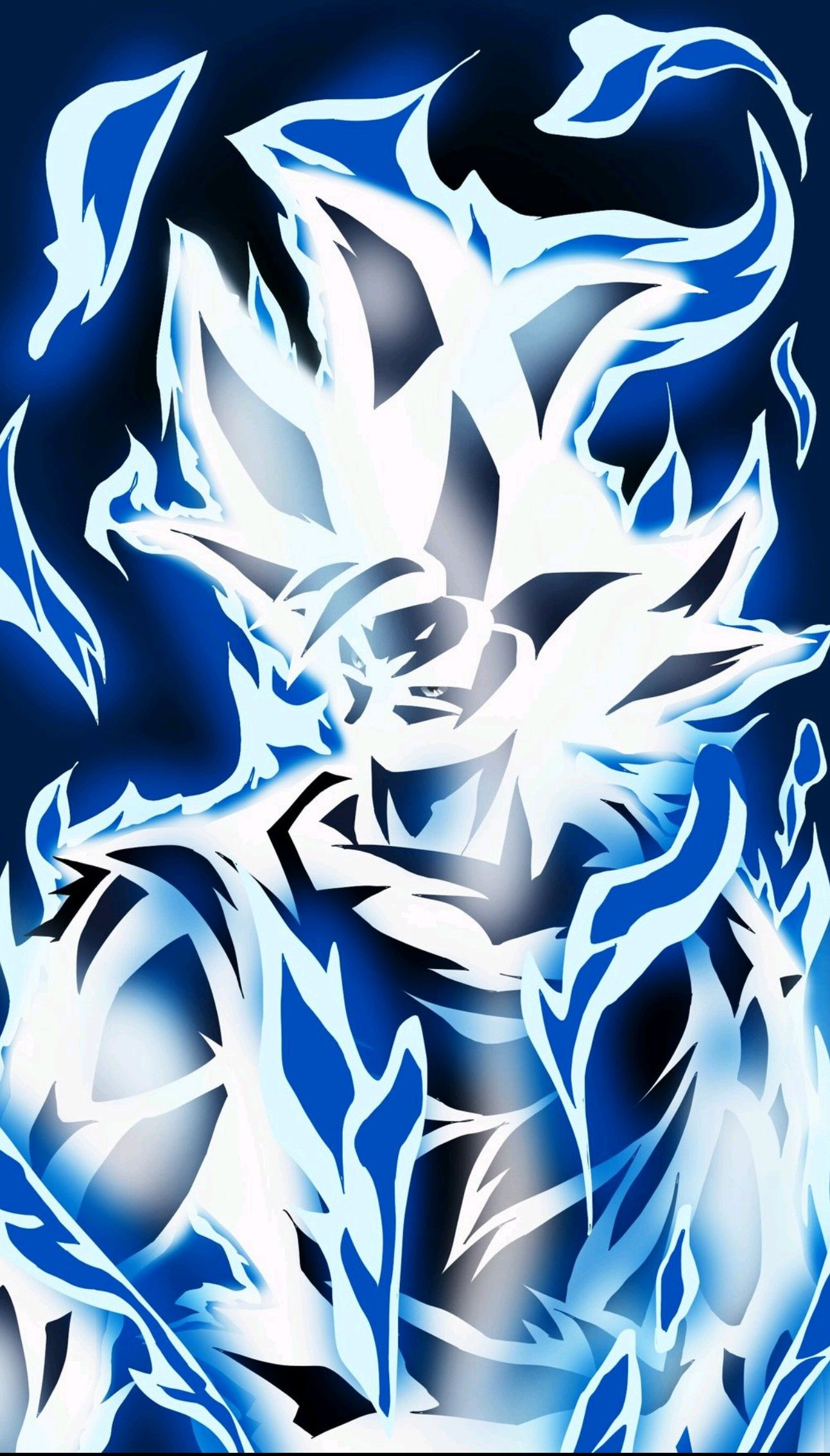 Goku Ultra Instinct, Dragon Ball Super | Ausmalbilder | Pinterest ...