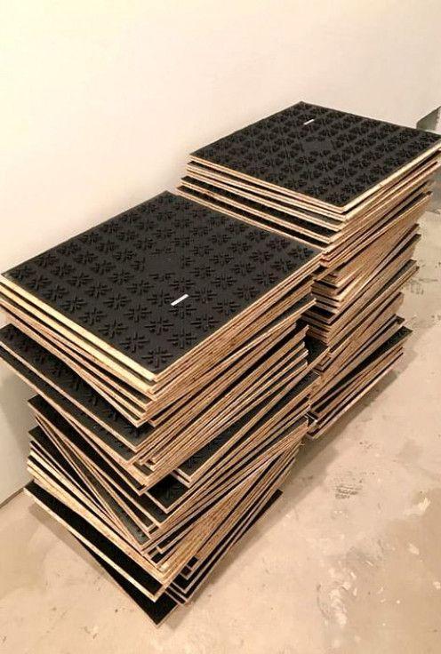 Basement Subfloor Options DRIcore Versus Plywood ...