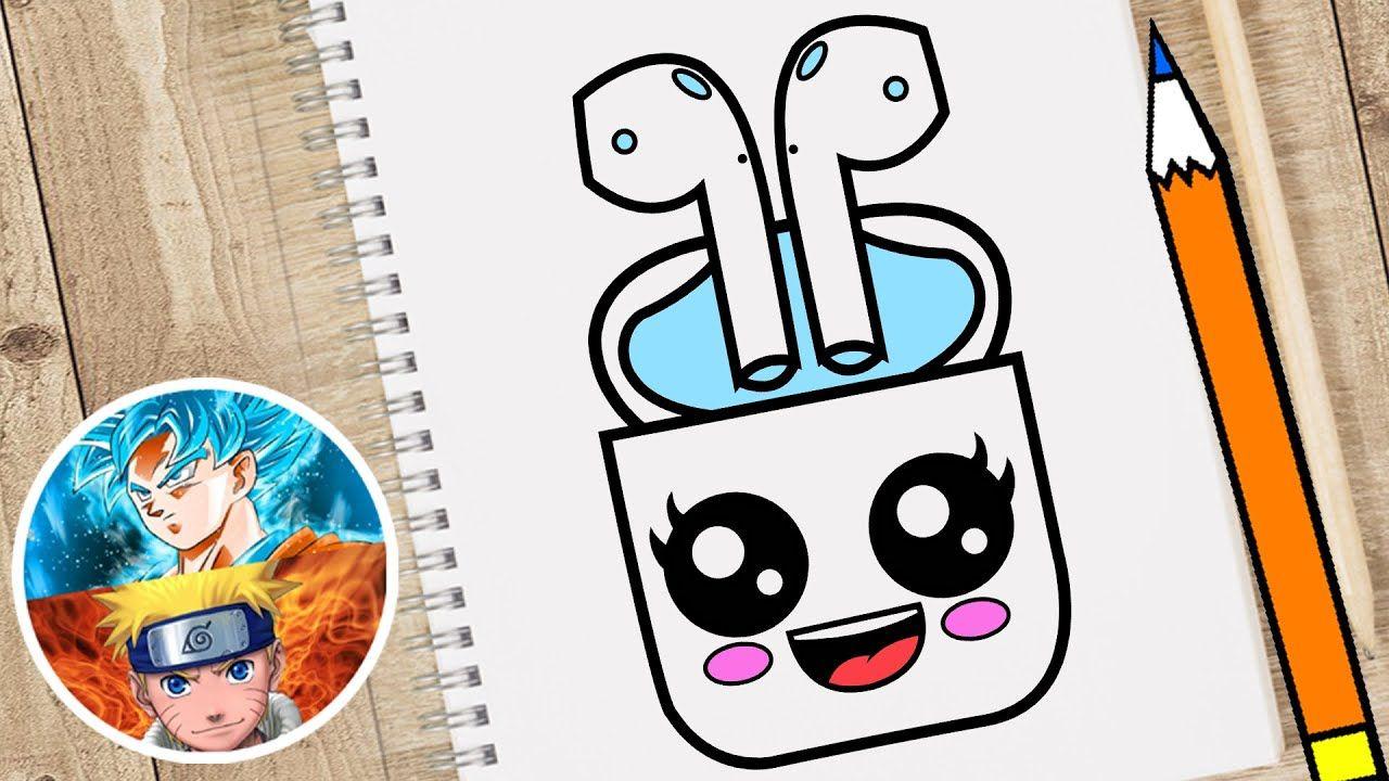 Airpods Apple Camara Del Telefono Como Compartir Dibujar Dibujos Facil Gratis Kawaii Paso Subir Video Video Llamada Como Dibujar Un Airpods Apple In 2020