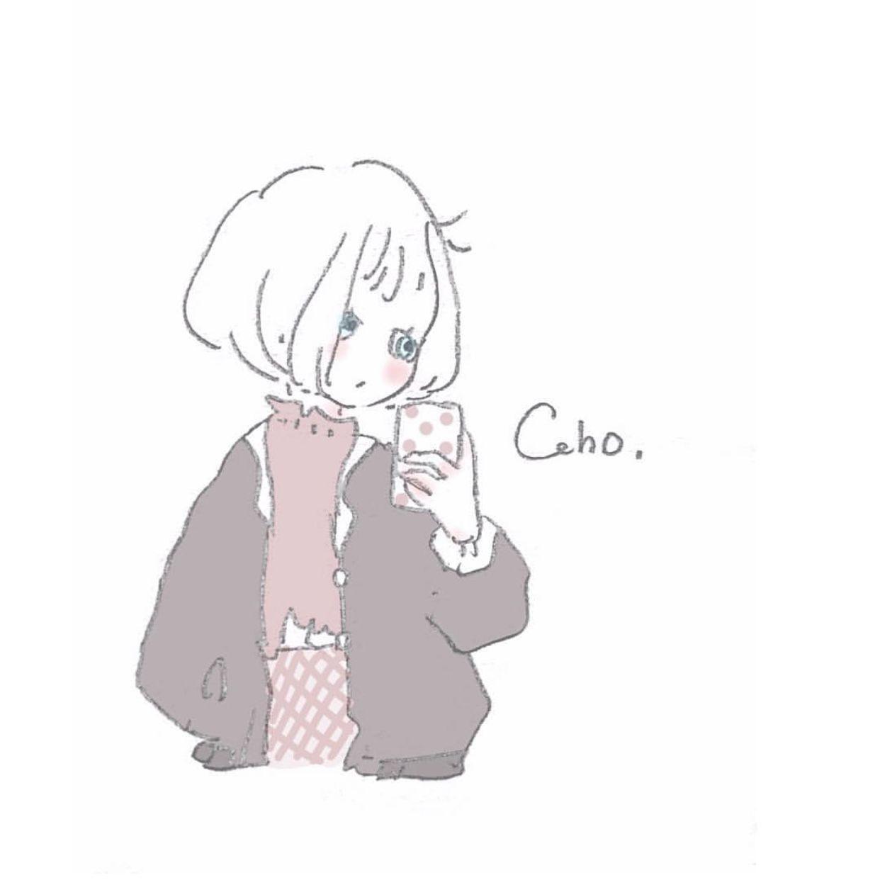 Caho art」おしゃれまとめの人気アイデア|Pinterest|Monk | かわいいスケッチ, Caho イラスト, かわいい イラスト 手書き