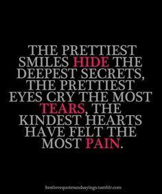 the prettiest smile quotes - Google Search | Suffering ...