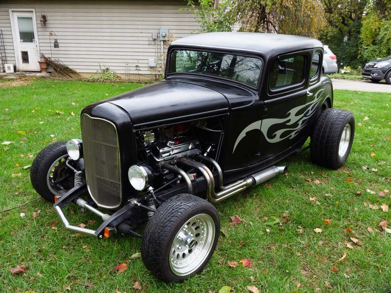 1932 Ford 5 window coupe for sale by Owner - Indianapolis, IN ...
