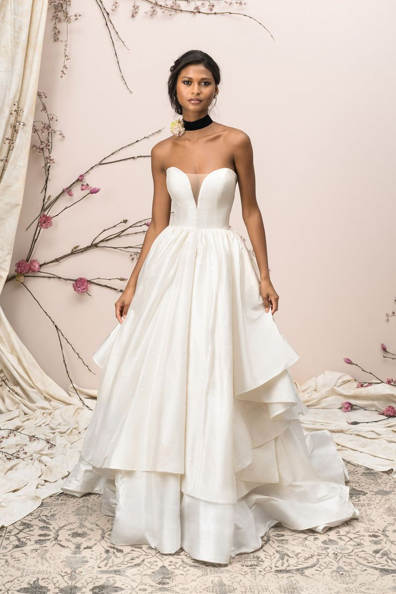 Bridal gown available at The Wedding Studio, Carmel Indiana ...