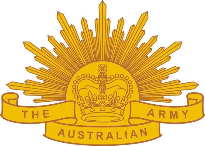 The Australian Army Rising Sun Badge The Australian Army Its