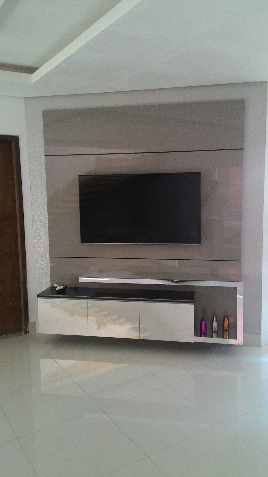 Lcd Panel Design Tv Unit Design Tv: Tv Room Design, Lcd Panel Design, Modern Tv