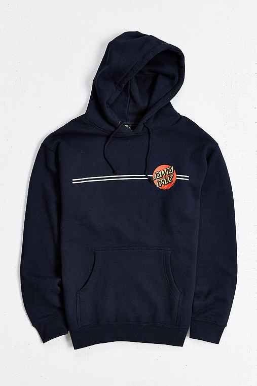 509ade5283 Santa Cruz Classic Dot Hooded Sweatshirt