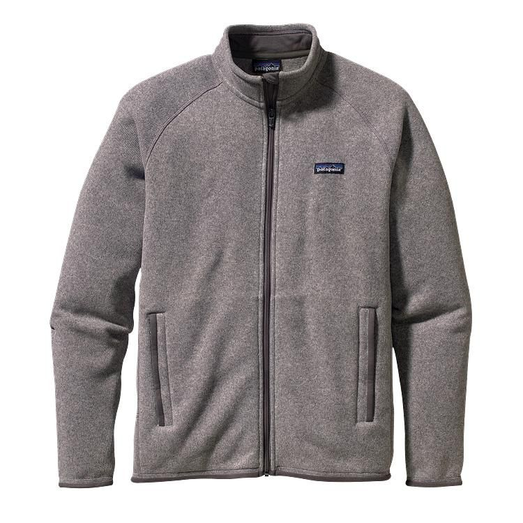 Men's Better Sweater® Fleece Jacket | Black, Jackets and Patagonia