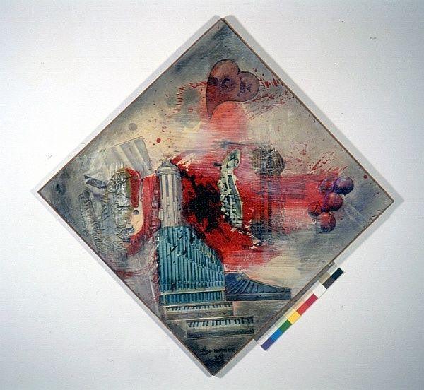 Music and Art #atelierwilfried #paintings