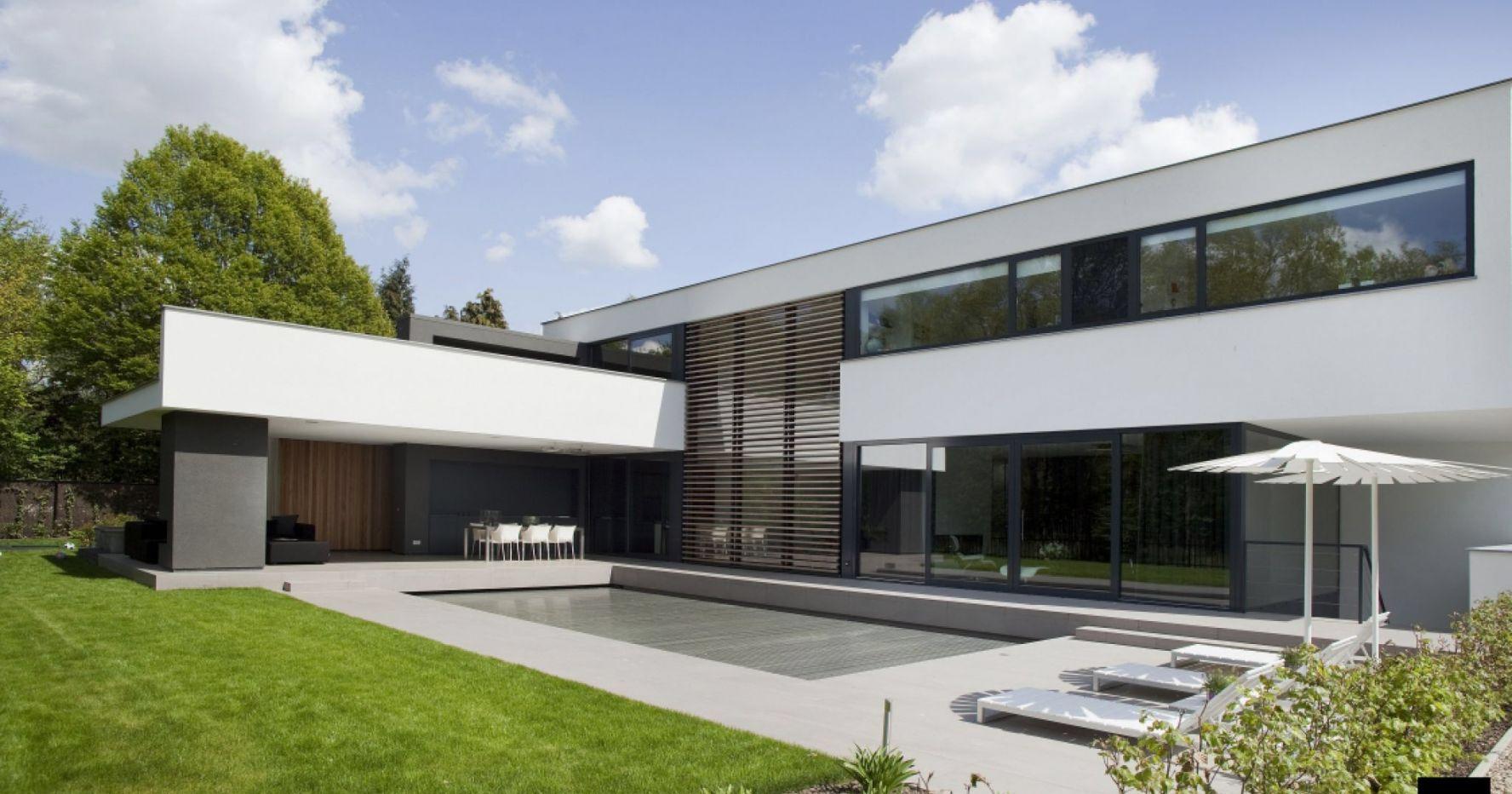 Woonhuis 47044 exterieur huis & architectuur pinterest