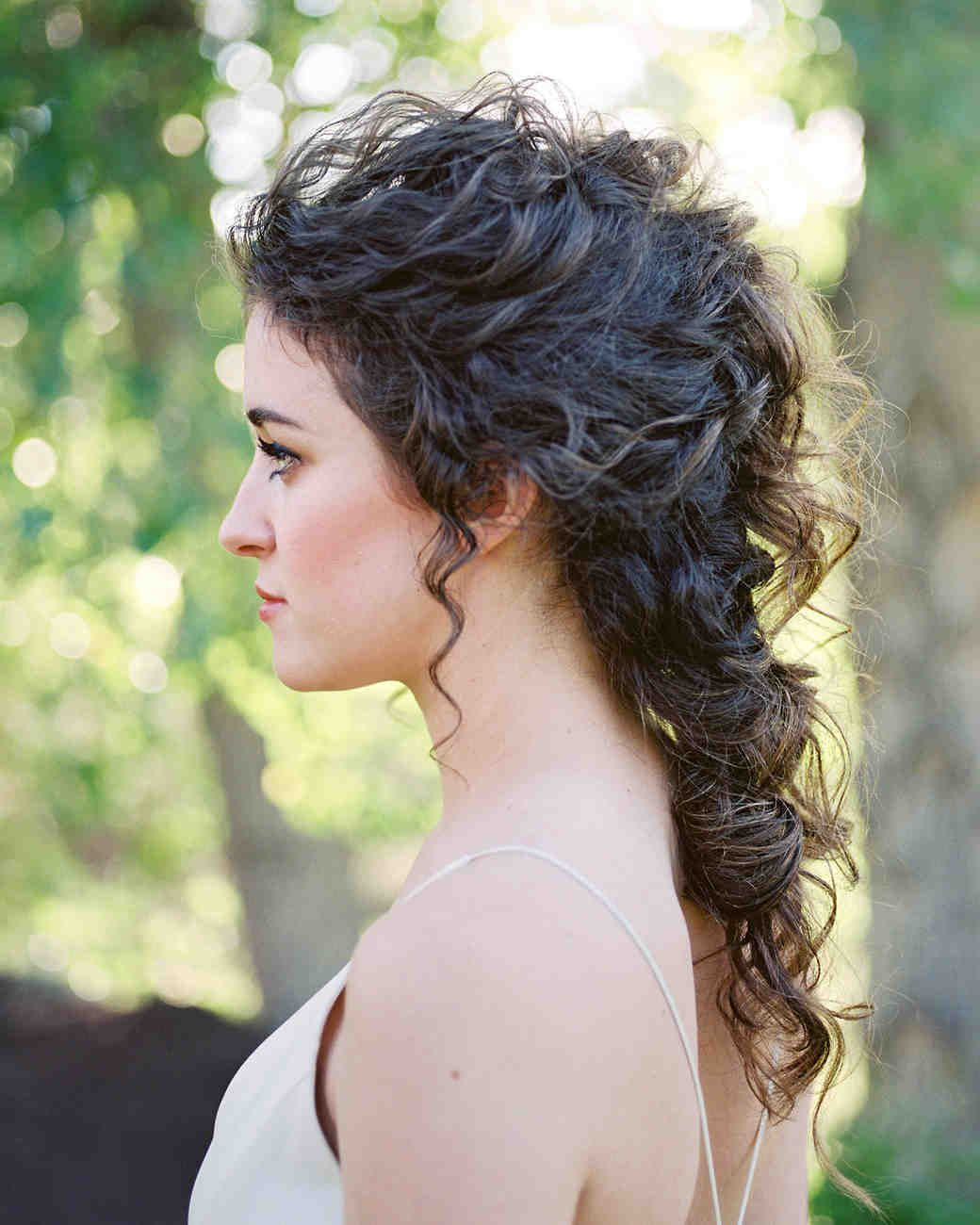 Modern Wedding Hairstyles For The Cool Contemporary Bride: The Best Hairstyles For Every Wedding Dress Neckline