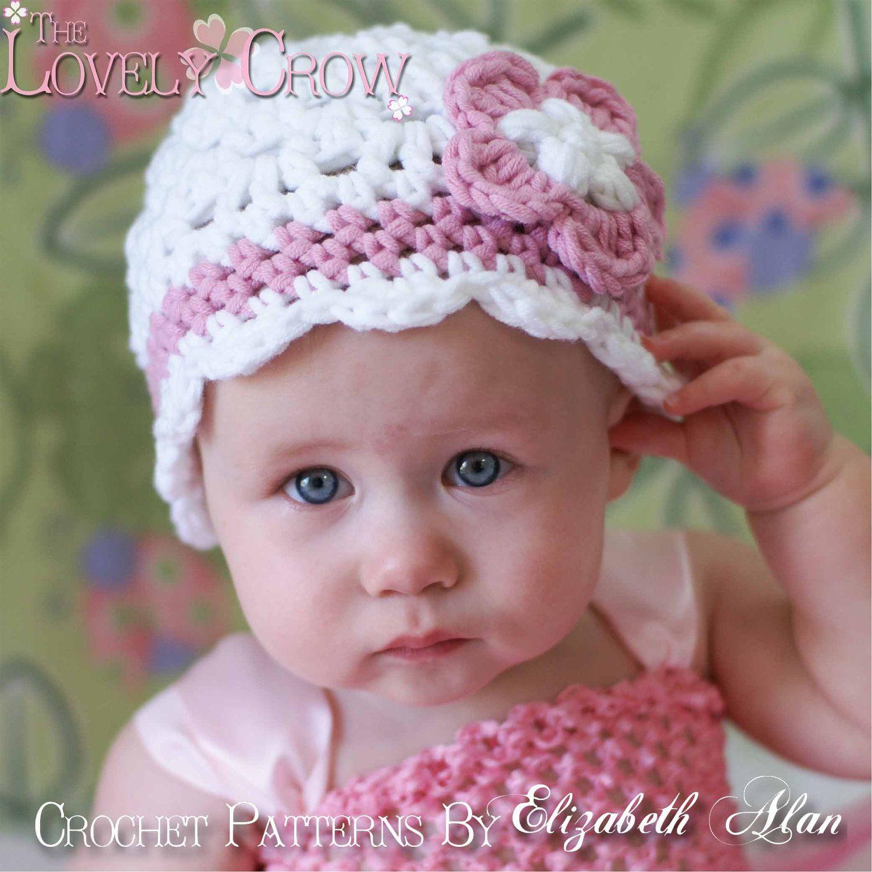 Baby beanie crochet pattern for bulky yarn princess beanie baby beanie crochet pattern for bulky yarn princess beanie sizes from newborn to 6t digital bankloansurffo Gallery