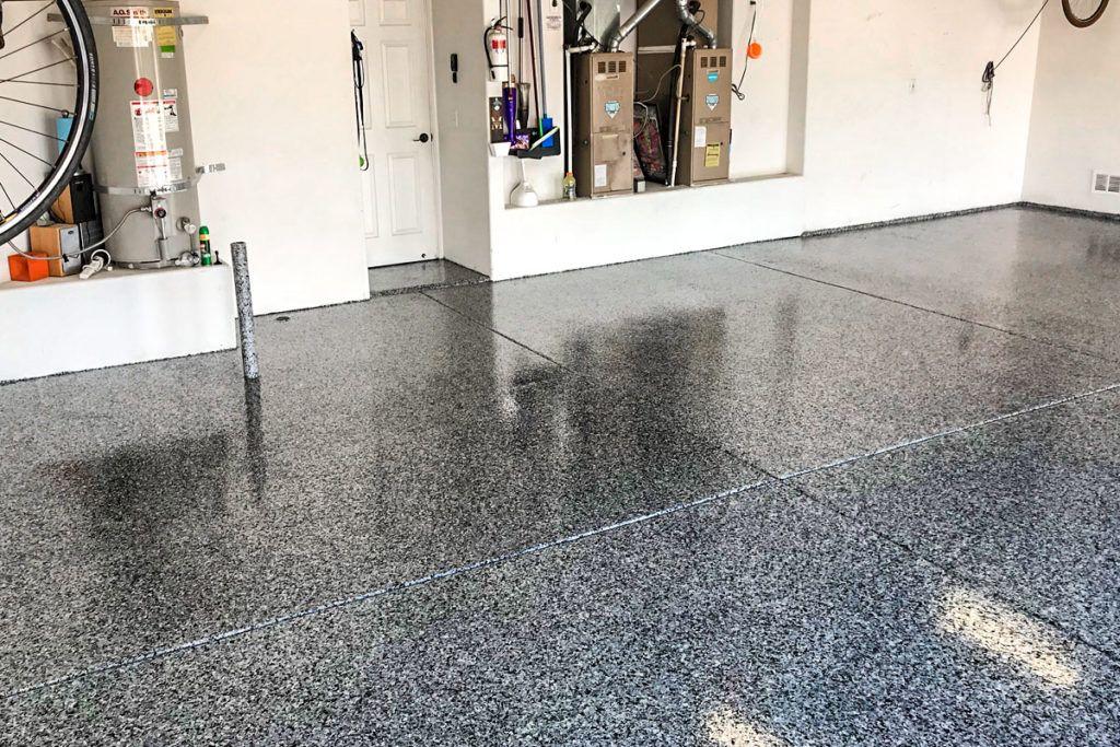 How to Coat Garage Floor? Flooring