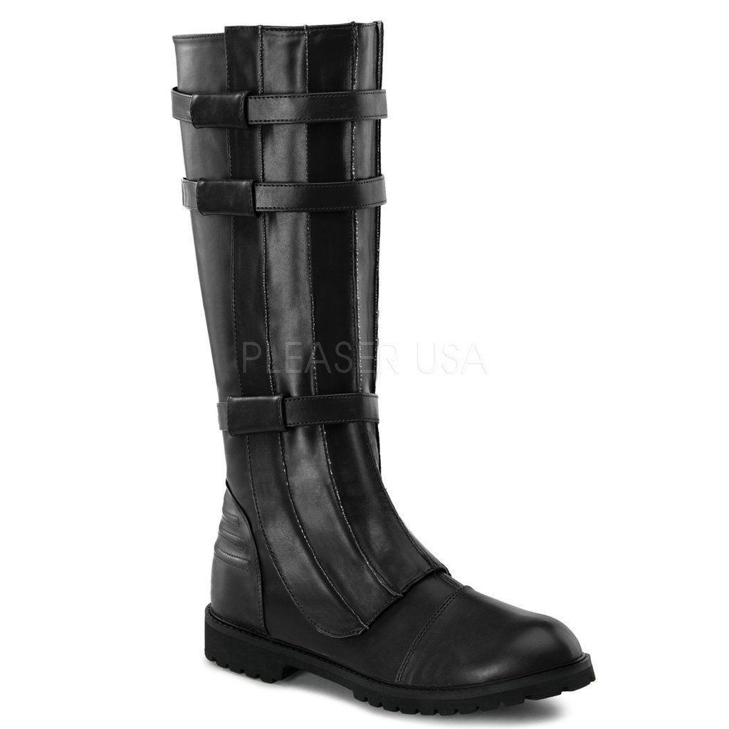 7fce32591274dc Funtasma - WALKER-130 - Black Pu - Men s Boots in 2019