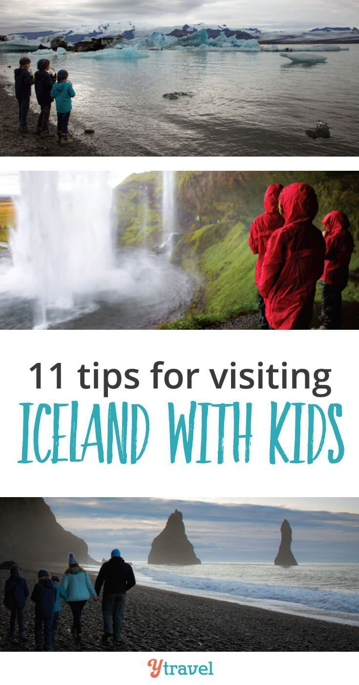 11 Helpful Tips for Visiting Iceland with (or without) Kids