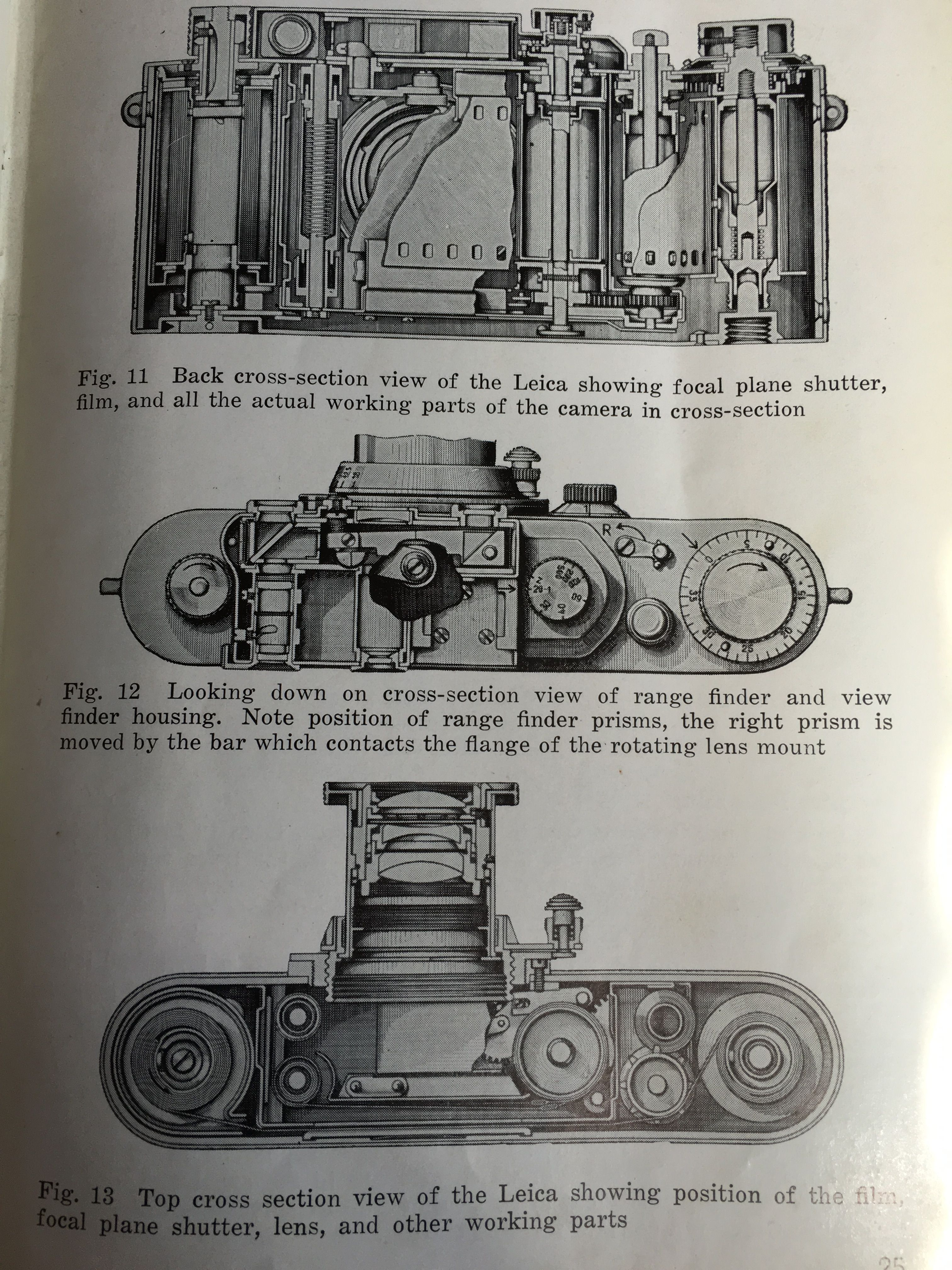 From the 1938 Leica Manual. A Leica IIIf cross-section
