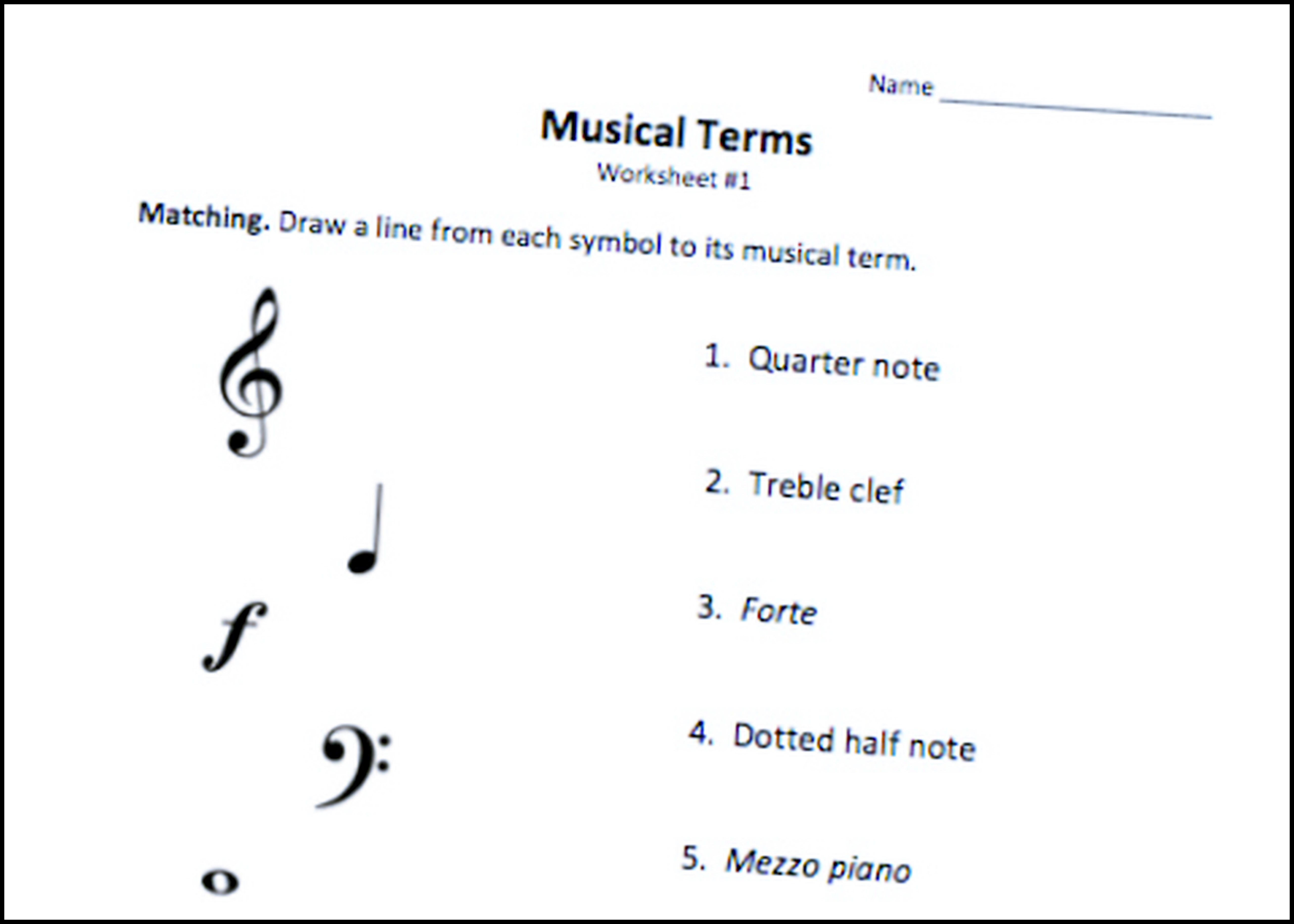 Excellent Free Files For Music Theory