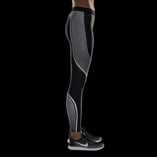 Nike Power Speed Flash Women's Running Tights | Activewear