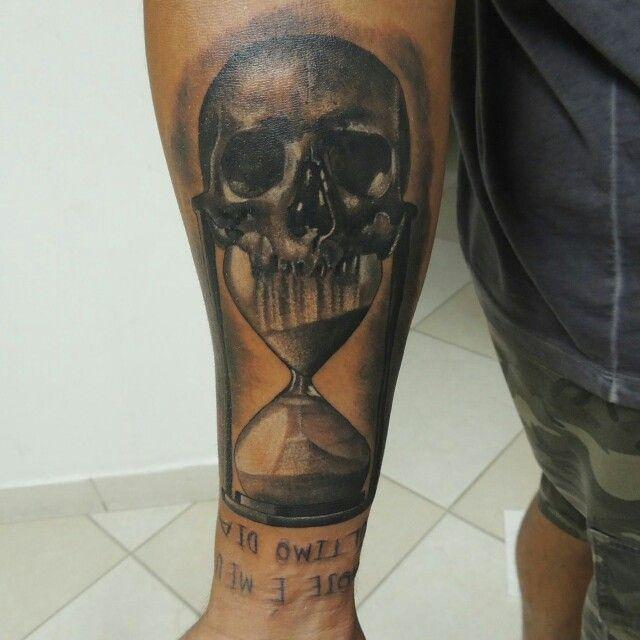Ilario Tatuagem Realismo Mistério Tatuagem Espírito Santo