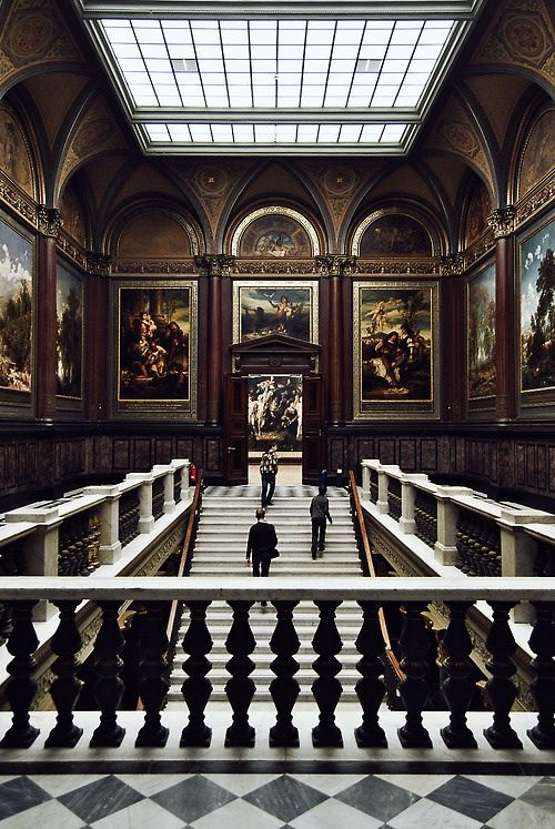 Kunsthalle Hamburg Museum in Hamburg, Germany | ✿*゚\'゚・✿ Libraries ...