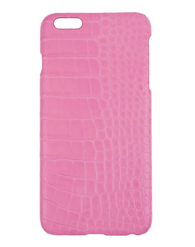 iPhone 6S/6 Case Alligator Pink