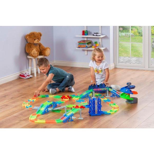 d4ccc095c Superb Super Ultimate Glow Tracks Set Now At Smyths Toys UK! Buy ...