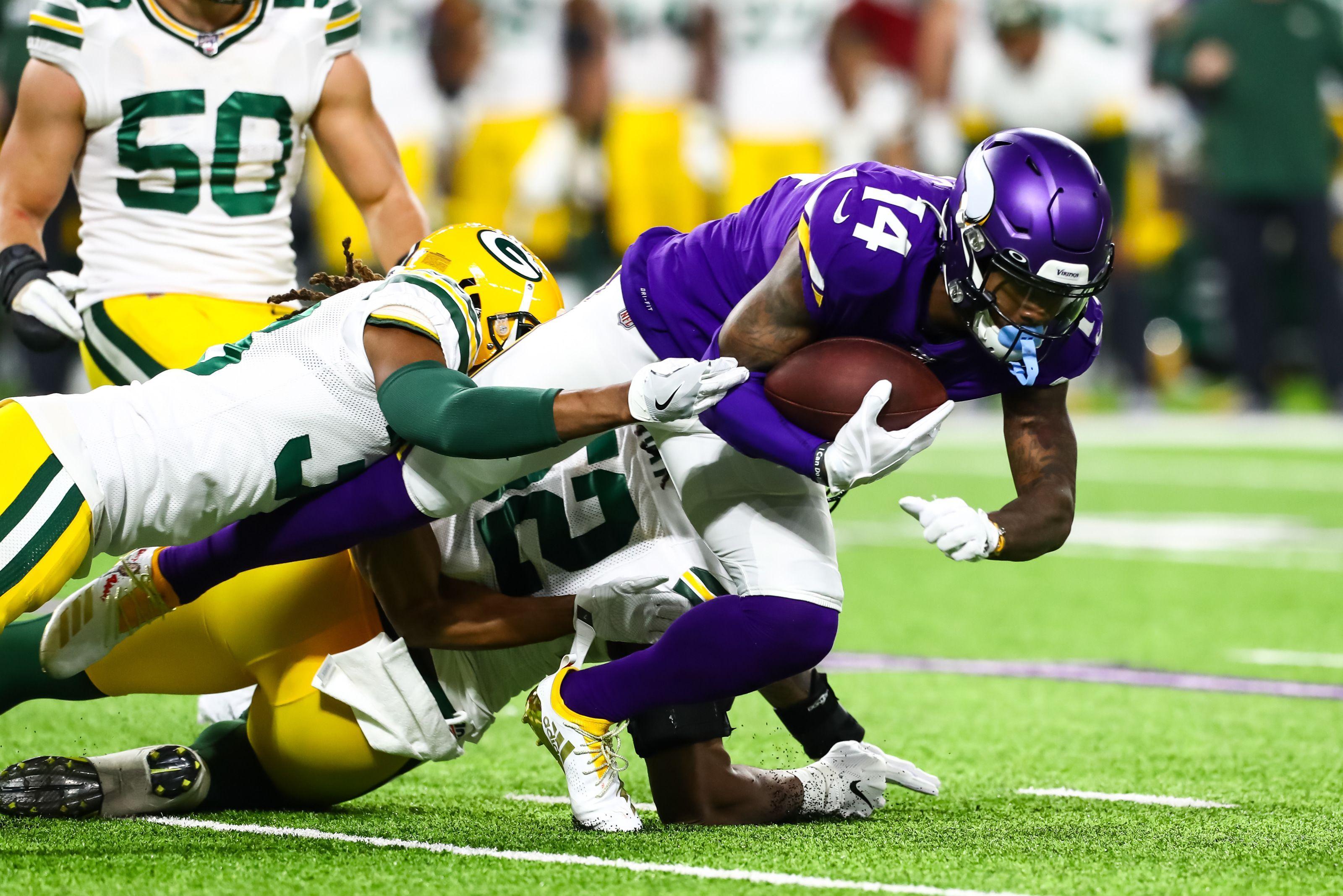 Minnesota Vikings Best And Worst Week 16 Vs Green Bay Packers National Football League News Minnesota Vikings