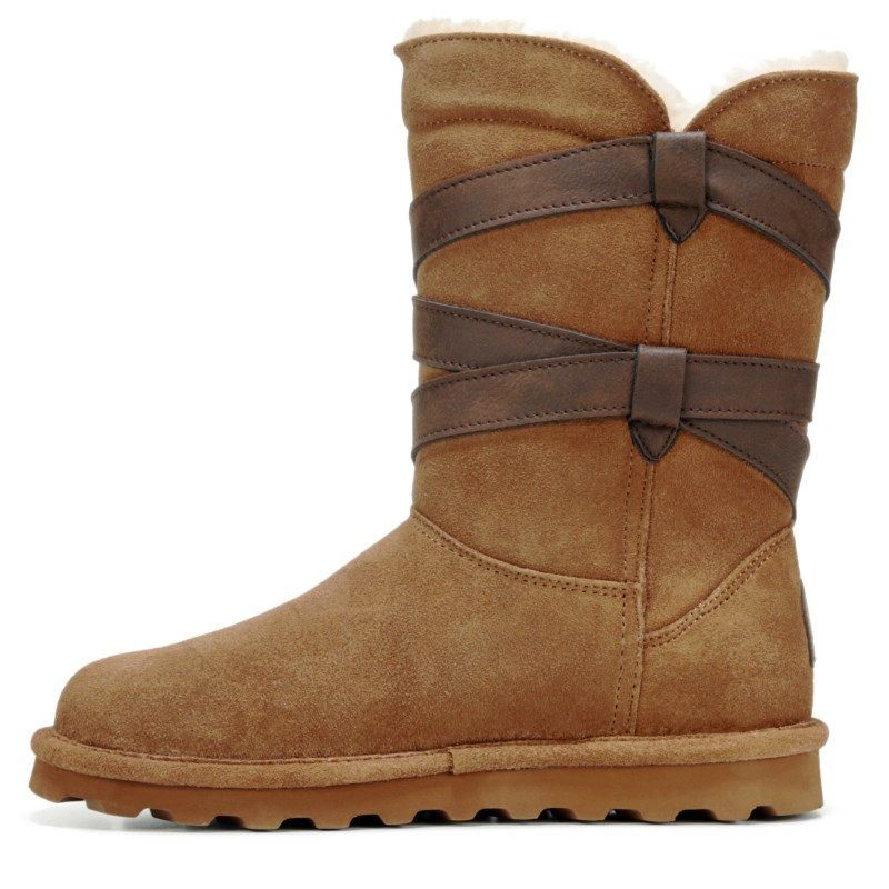 Bearpaw Women's Shelby Winter Boots (Hickory)