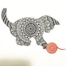 Risultati Immagini Per Mandala Cat