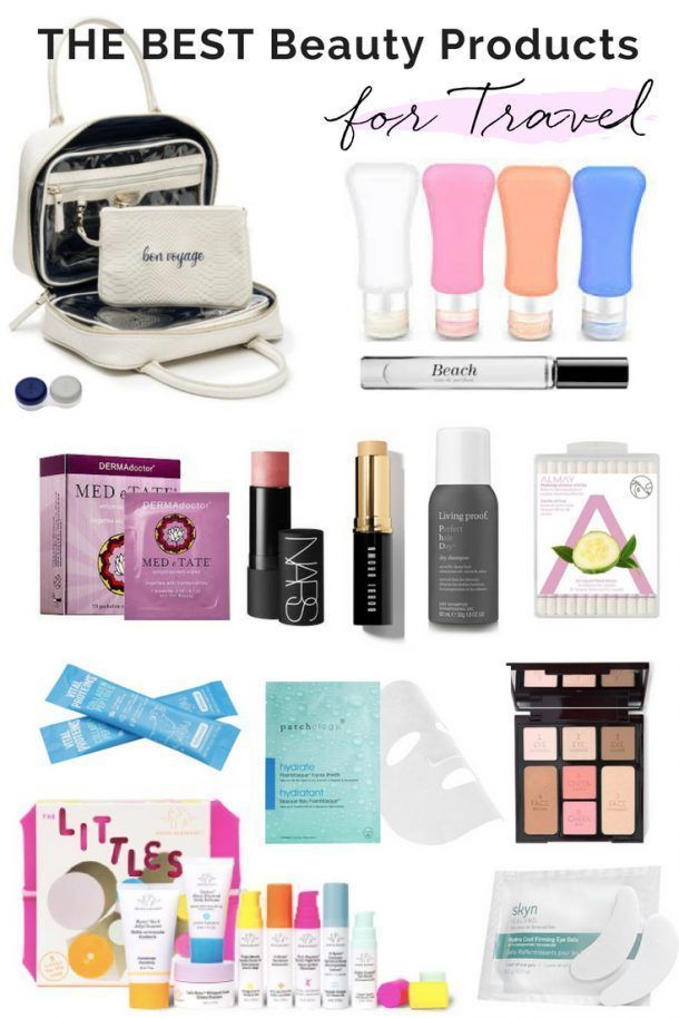 The Best Beauty Products & Tips for Travel | The Beauty Blotter