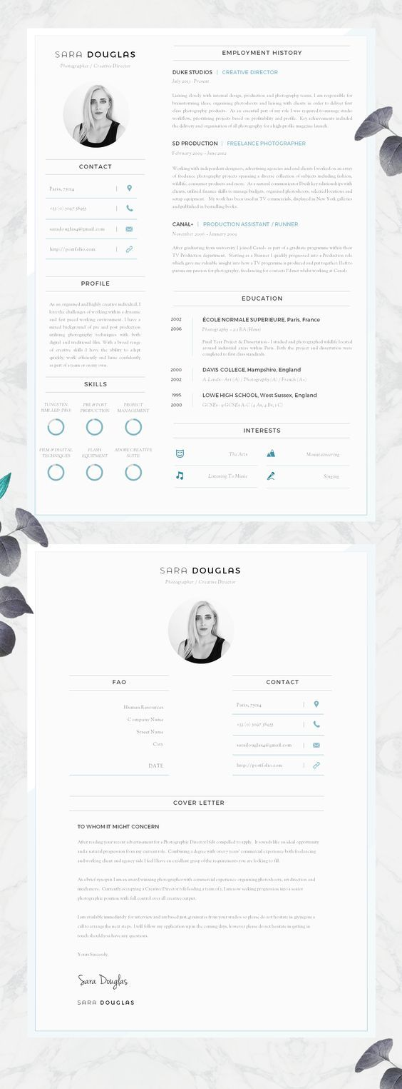 Pin By Isa On Personal Branding Pinterest Diseno Curriculum