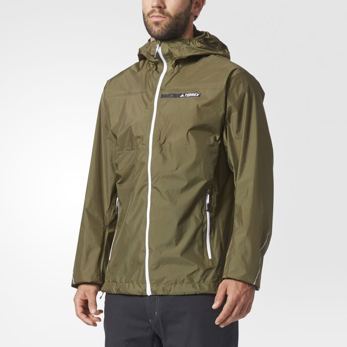pick up get online pretty cheap adidas TERREX Fast-Pack 2.5-Layer Jacket - Mens Outdoor ...