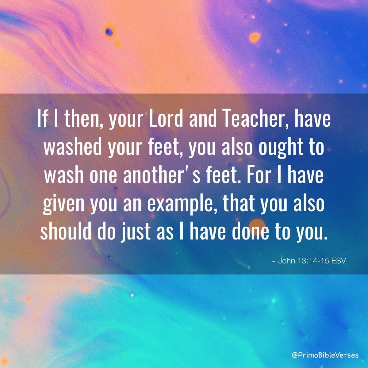 John 13 1 17 John 13 Bible Study Psalm 119